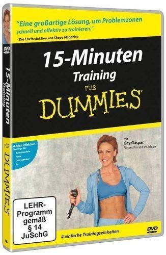 15-Minuten Training für Dummies