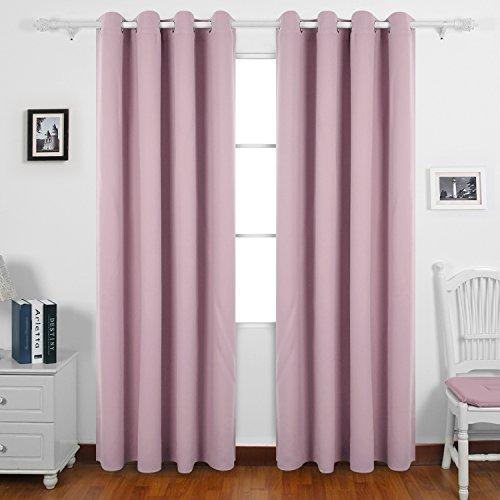 deconovo-lot-de-2-rideaux-occultants-a-oeillets-de-chambre-140x180cm-isolant-thermique-rose-pale