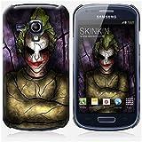 Coque Samsung Galaxy S3 mini de chez Skinkin - Design original : Joker par Mandie Manzano
