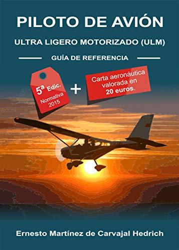 Piloto de Avión Ultra Ligero Motorizado