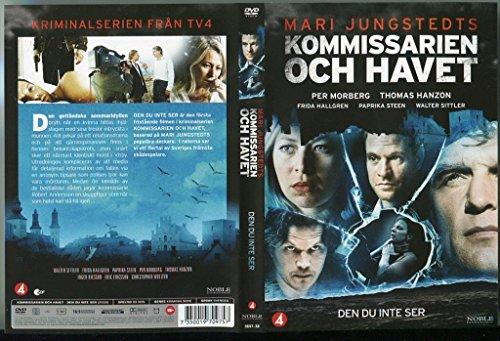 KOMMISSARIEN OCH HAVET SPECIA - Kommissarien Och Havet - Special Edition (Mari Jungstedts) (1 DVD)