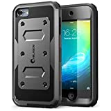 i-Blason Touch 6 Gen Armorbox Dual Layer Full Body Protective Case Black