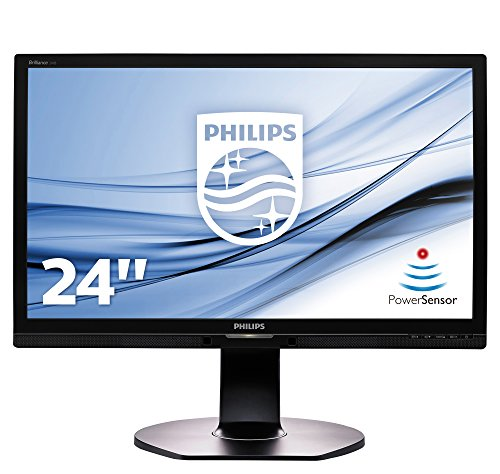 Philips 241B6QPYEB 24-Inch DisplayPort Monitor
