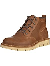 Timber Tuff Ek Sprint Hiker Leather and Fabric - Zapatillas para hombre, color Wheat, talla 43.5