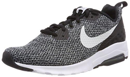 Nike Men's Air Max Motion LW SE Low-Top Sneakers, Black (Black/