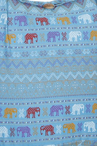 ThaiUK - Jeans -  Homme Aztec Light Blue