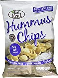 Eat Real Hummus Chips Sea Salt, 135g