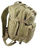 EXTREM Großer Rucksack 50 Liter Backpack Outdoor Robuster Multifunktions Military Rucksack für Backpacker | Camel (4076) - 2