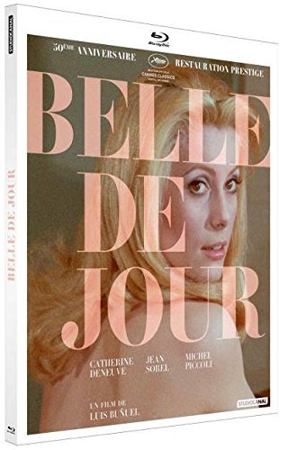 Belle de jour [Francia] [Blu-ray] 51p4bM7fpnL