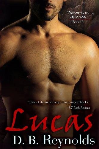 Lucas (Vampires in America Book 6) (English Edition) - 18th Century Vampire