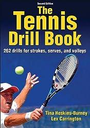 Tennis Drill Book-2nd Edition, The by Hoskins-Burney, Tina, Carrington, Lex (2014) Taschenbuch