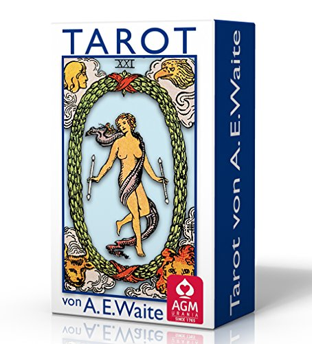 Tarot von A.E. Waite (Standardformat)