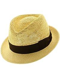 Amazon.it  votrechapeau - Cappelli Panama   Cappelli e cappellini ... 15600b511bdb