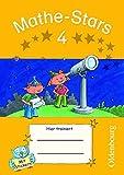 Mathe-Stars - Basiskurs: 4. Schuljahr - Übungsheft: Mit Lösungen