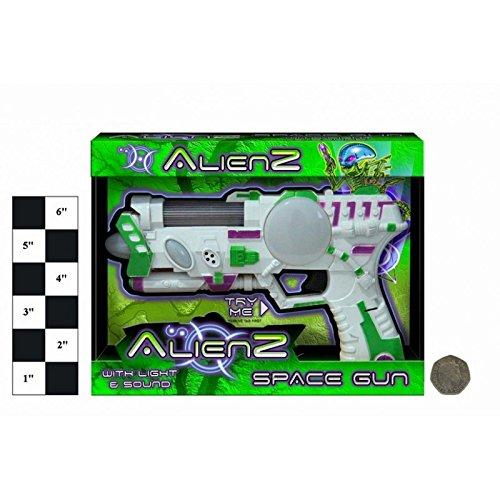 Alienz Spazio pistola con la luce e suoni