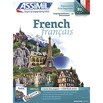 Pack usb french (livre +1 clé Usb)