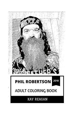 Duck Dynasty Commander High Tech Redneck  Sticker Willie Robertson