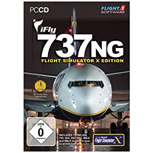 Flight Simulator X - iFly 037 NG (Add-On)