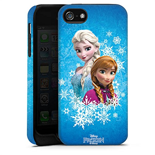 Apple iPhone X Silikon Hülle Case Schutzhülle Disney Frozen Fanartikel Geschenke Tough Case matt