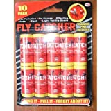 10 Sticky fly Catchers