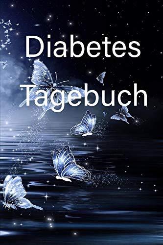 Diabetes Tagebuch: Diabetes Tagebuch / Buch zum Eintragen der Blutzucker Werte / 90 Nummerierte Seiten DIN A5