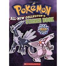 Pokemon All-New Collector's Sticker Book