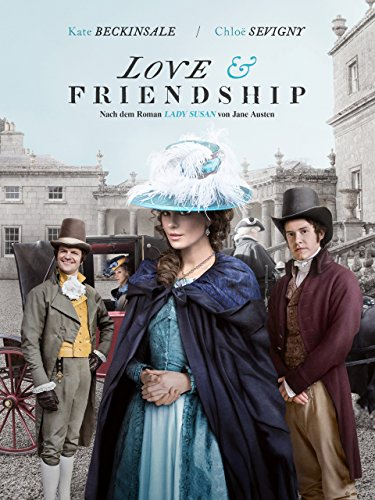 Love & Friendship Cover