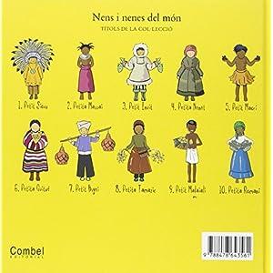 Petita Massai (Nens i nenes del món)