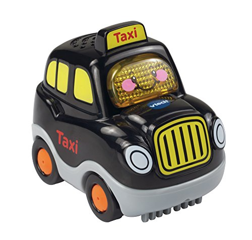 Image of VTech Baby Toot-Toot Drivers Taxi - Black