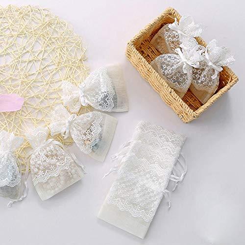 Bündeltaschen Süßigkeiten Aufbewahrungsbeutel Süßigkeitenbeutel Perlengarnbeutel Schmuckbeutel Ringohrstecker Armband Halskette Aufbewahrungstasche