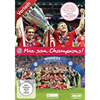 Mia san Champions! - Doppel DVD