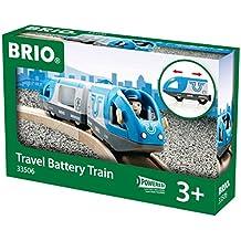 Brio 33506000 - BRIO Reisezug (batt.betrieben)