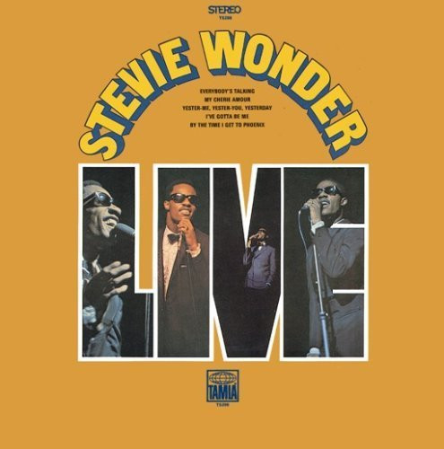 Live by Universal Japan (2009-02-04) (Wonder-live-cd Stevie)