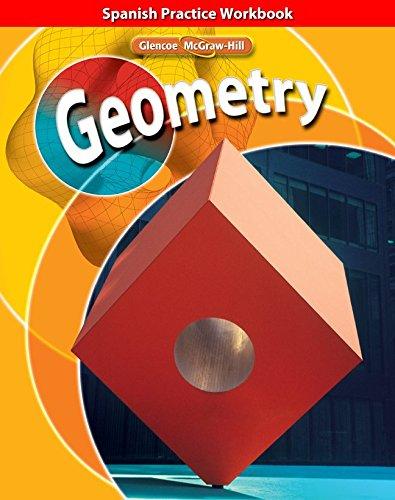 Geometria: Libro De Ejercicios De Practica (Merrill Geometry)