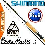 Shimano BEASTMASTER DX SPG 270cm H Süßwasser-Spinnrute