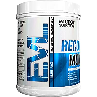 Evlution Nutrition Recover Mode from Evlution