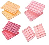 Kitchen Craft Stampo in Silicone per Pop Cake in Varie Forme