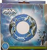 Offiziell lizensierter ORIGINALER Max Steel aufblasbarer Kinder Schwimmreifen - lizensierter