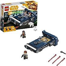 LEGO Star Wars - Speeder terrestre de Han Solo, juego de construcción (75209)