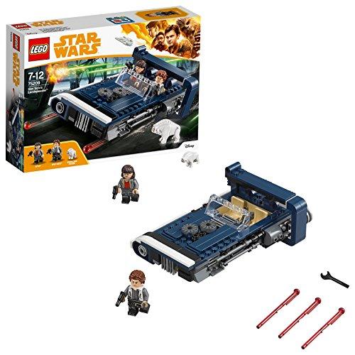 LEGO Star Wars - Speeder terrestre Han Solo 75209