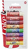 Lip Smacker Coca Cola and Fanta Party Lip Balm Pack of 8