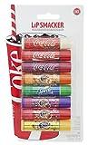 Lip Smacker Coca Cola Party Pack di 8balsami per labbra-confezione da 2 (2 x 8 balsami)