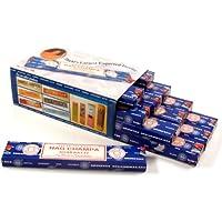 Räucherstäbchen Nag Champa SAI BABA SATYA Großpack 12*15 g / Indische Räucherstäbchen preisvergleich bei billige-tabletten.eu