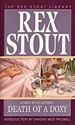 Death of a Doxy (Nero Wolfe Mysteries) (Nero Wolfe Mysteries (Paperback)) by Rex Stout (1990-12-01)
