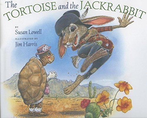The Tortoise and the Jackrabbit (English Edition)