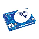 Clairefontaine Kopierpapier Clairalfa/2896C DIN A4 weiß 90 g/qm Inh.500