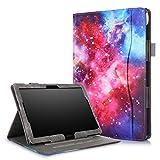 Xuanbeier Multifonctionnel Coque Debout Housse pour Lenovo Tab 410/Tab...