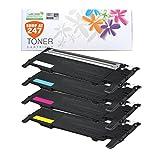 Tienda 247Compatible Cartuchos de tóner para CLT-406S CLP-365cartuchos de tóner compatible para K406S/C406S/M406S/Y406S 406S CLP-360CLP-365W CLP-366