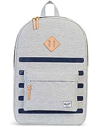 Herschel Supply Co. Men's Heritage Backpack Grey