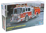 Trumpeter 02506 Modellbausatz American LaFrance Eagle Fire Pumper 2002